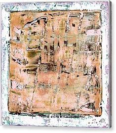 Acrylic Print featuring the painting Art Print California 02 by Harry Gruenert