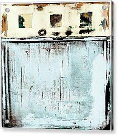 Acrylic Print featuring the painting Art Print California 03 by Harry Gruenert