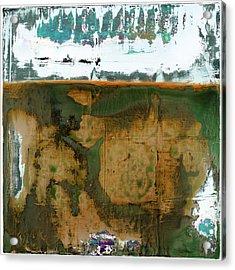 Acrylic Print featuring the painting Art Print California 04 by Harry Gruenert