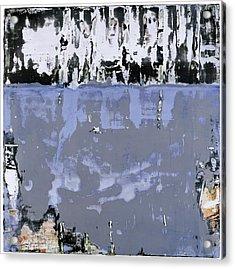 Acrylic Print featuring the painting Art Print California 05 by Harry Gruenert