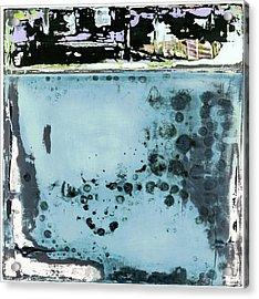 Acrylic Print featuring the painting Art Print California 08 by Harry Gruenert