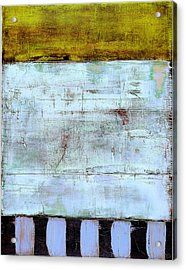 Acrylic Print featuring the painting Art Print Highwire by Harry Gruenert