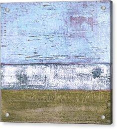 Acrylic Print featuring the painting Art Print Sierra 2 by Harry Gruenert