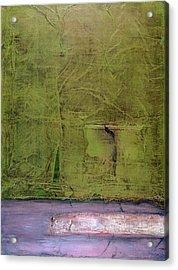 Acrylic Print featuring the painting Art Print U5 by Harry Gruenert