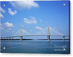Arthur Ravenel Jr. Bridge - Charleston Acrylic Print