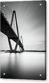 Arthur Ravenel Jr Bridge IIi Acrylic Print by Ivo Kerssemakers