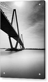 Arthur Ravenel Jr Bridge II Acrylic Print by Ivo Kerssemakers