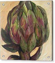 Artichoke Acrylic Print