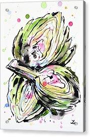 Artichoke Hearts Acrylic Print