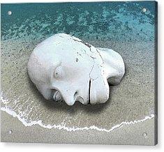 Artifact Acrylic Print by Tom Romeo