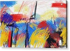 Artificios  Acrylic Print