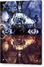 Artist's Vision Acrylic Print
