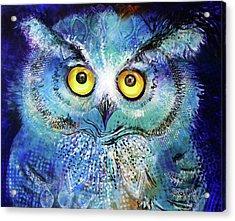 Artprize #2 Baby Blue Acrylic Print