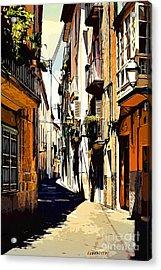 Artwork Palma De Mallorca Spain Acrylic Print