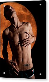 Arty - Touch Acrylic Print