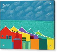 Aruba Fantasy  Acrylic Print