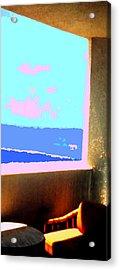 Aruba Acrylic Print by Ian  MacDonald