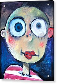 As A Child Acrylic Print by Tim Nyberg