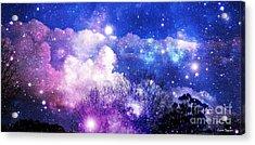 As It Is In Heaven Acrylic Print