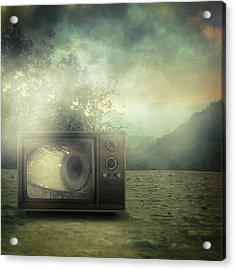 As Seen On Tv Acrylic Print