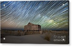 As The Stars Passed By  Acrylic Print