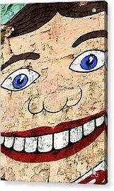 Asbury Tillie Smile Acrylic Print