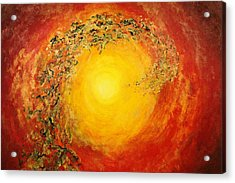 Ascending Light Acrylic Print by Tara Thelen - Printscapes