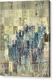 Acrylic Print featuring the painting Ascension - C03xt-159at2b by Variance Collections