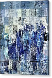 Acrylic Print featuring the digital art Ascension - C03xt-160at2c by Variance Collections