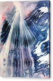 Ascension Acrylic Print by David Raderstorf
