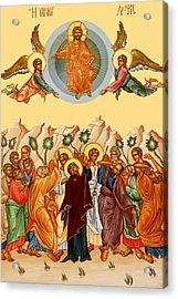 Ascension Of Jesus Christ Acrylic Print
