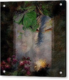 Ashes To Ashes, Dust To Dust Acrylic Print