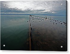 Ashland Ore Dock Acrylic Print