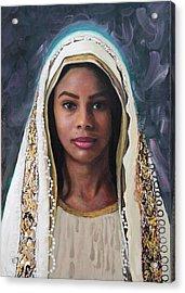 Ashly Ann Doughtie Acrylic Print