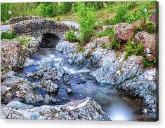 Ashness Bridge - Lake District Acrylic Print