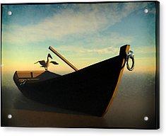 Ashore... Acrylic Print