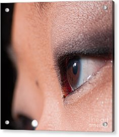 Asian Girl Eyes 1283053 Acrylic Print