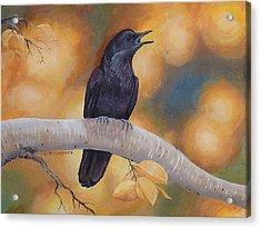 Aspen Aura Acrylic Print