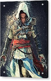 Assassin's Creed Acrylic Print