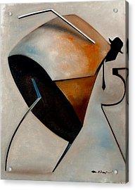 Assemblage / Swing Acrylic Print by Martel Chapman