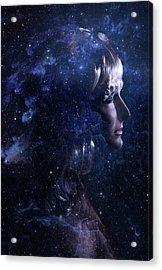 Astral Journey Acrylic Print