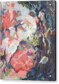 Astral Vision Acrylic Print by Jeff Katz