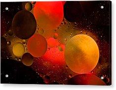 Astronomical Acrylic Print