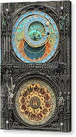 Astronomical Hours Acrylic Print