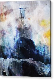 At 65 Degrees South Acrylic Print