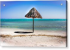 At Last Acrylic Print by Karen Wiles
