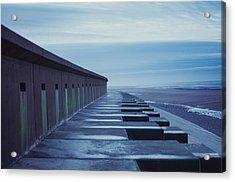At The Beach Acrylic Print