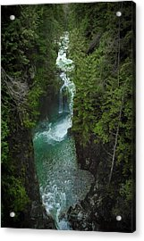 Wonderful Waterfall Acrylic Print