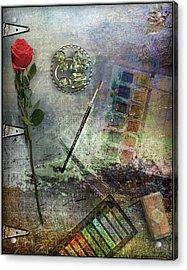 Atelier Acrylic Print