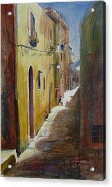 Atena Lucana Acrylic Print